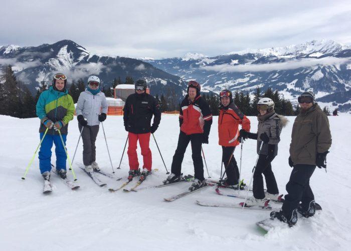 Kausl Skifahren